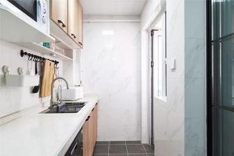 5-10万90平米三室两厅美式风格厨房装修效果图