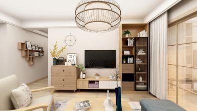 15-20万90平米三室一厅日式风格客厅装修案例