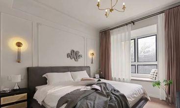20万以上130平米四室一厅轻奢风格卧室图片