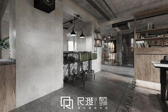 富裕型130平米三室两厅工业风风格餐厅效果图
