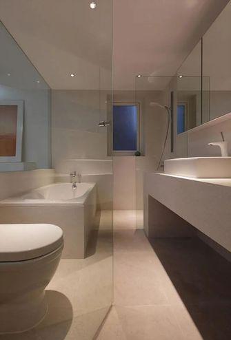 3-5万70平米一室一厅现代简约风格卫生间欣赏图