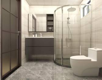 富裕型140平米四室三厅现代简约风格卫生间装修图片大全