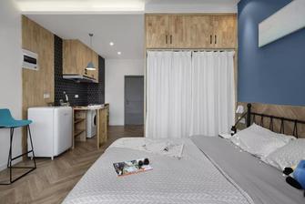 经济型30平米小户型北欧风格玄关设计图