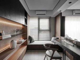 100平米三室两厅工业风风格卧室图片