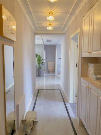 100平米三轻奢风格走廊装修效果图