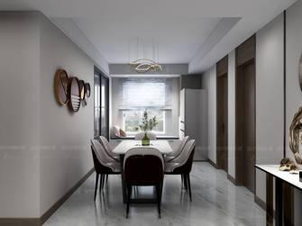5-10万130平米三现代简约风格餐厅装修案例