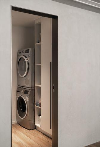 140平米三室一厅现代简约风格衣帽间图片