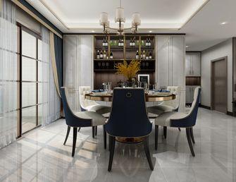 豪华型140平米四室一厅中式风格餐厅装修案例