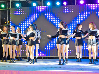 扬州九域舞蹈培训(西区店)