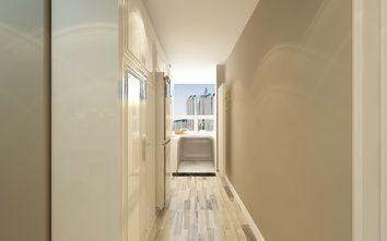 经济型40平米小户型现代简约风格走廊图片大全