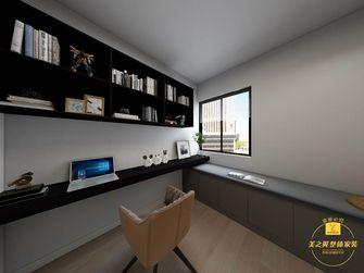 15-20万120平米四室两厅现代简约风格书房效果图