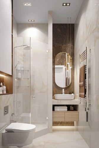 富裕型90平米新古典风格卫生间装修案例