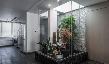 130平米三室一厅现代简约风格走廊设计图