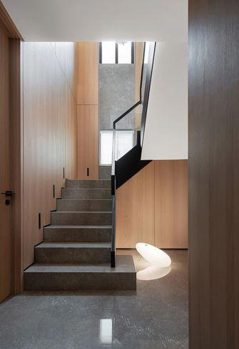 140平米复式港式风格楼梯间装修案例