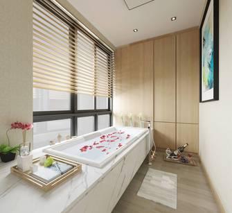 100平米一室一厅北欧风格卫生间欣赏图