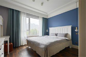 90平米三室两厅北欧风格卧室装修案例
