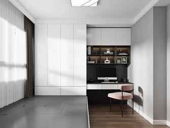 三室两厅现代简约风格卧室装修图片大全