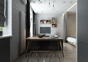10-15万50平米小户型现代简约风格餐厅设计图