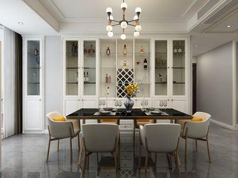 豪华型140平米四美式风格餐厅效果图
