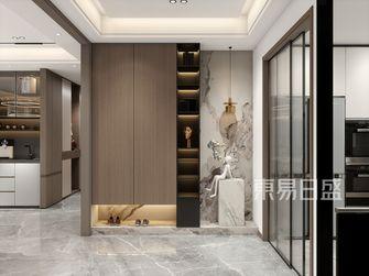 20万以上140平米四室两厅现代简约风格玄关图片大全