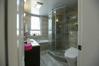120平米美式风格卫生间装修案例
