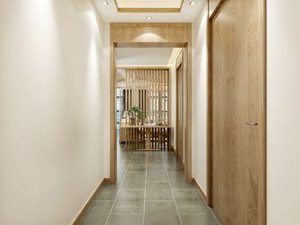 豪华型140平米别墅中式风格走廊图片