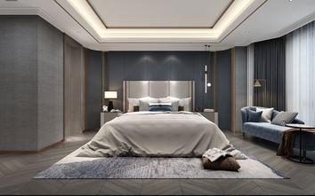 140平米别墅港式风格卧室图片