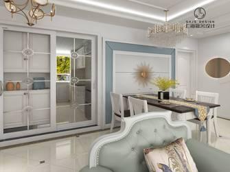 10-15万90平米公寓美式风格餐厅装修效果图