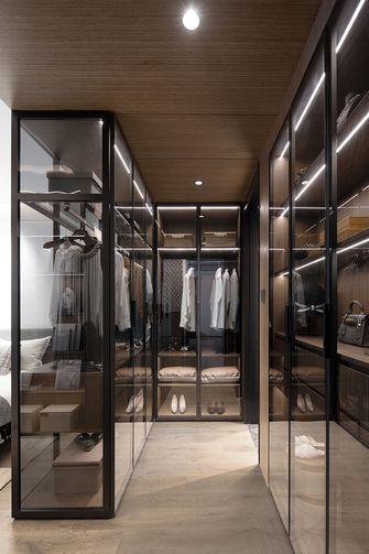 15-20万120平米三室两厅现代简约风格衣帽间图