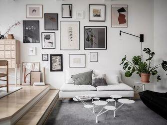 经济型60平米公寓欧式风格客厅图片大全