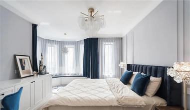 15-20万130平米三室两厅美式风格卧室欣赏图