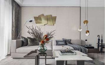 10-15万100平米三法式风格客厅装修案例