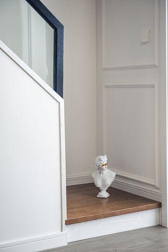 20万以上140平米复式法式风格楼梯间装修效果图
