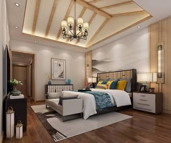豪华型140平米四中式风格卧室图片