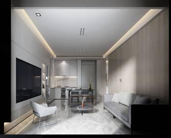 经济型30平米小户型现代简约风格客厅装修效果图