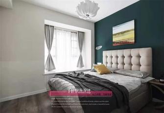 经济型80平米欧式风格卧室欣赏图