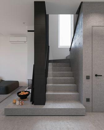 15-20万110平米别墅北欧风格楼梯间设计图