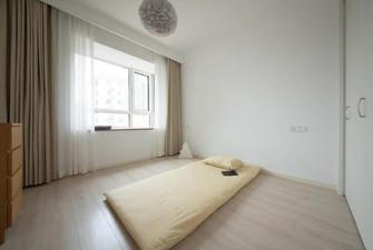 80平米日式风格卧室装修效果图