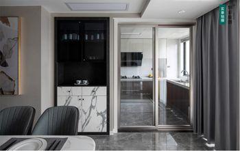 140平米四室两厅轻奢风格厨房装修效果图