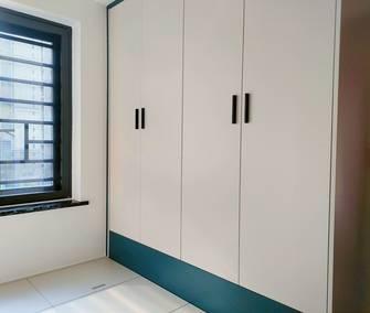 豪华型110平米三室两厅轻奢风格书房装修图片大全