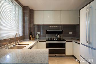 15-20万80平米三室两厅混搭风格厨房欣赏图