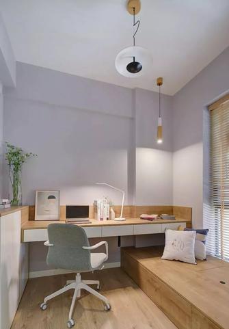 经济型三室两厅北欧风格书房装修图片大全