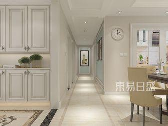 豪华型140平米四室两厅美式风格走廊图