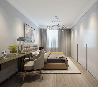 5-10万80平米欧式风格卧室欣赏图