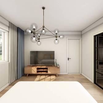 5-10万50平米小户型现代简约风格卧室欣赏图