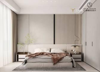 富裕型140平米三田园风格卧室设计图