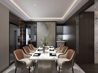 5-10万130平米三室三厅混搭风格餐厅装修效果图