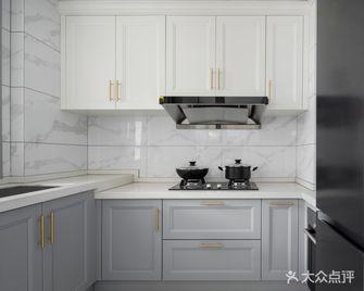 10-15万120平米三美式风格厨房装修图片大全
