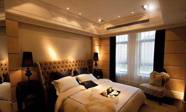 140平米四室一厅港式风格卧室图片