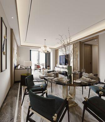 三室两厅中式风格餐厅图片大全